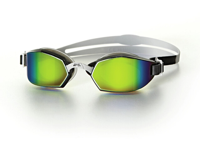 Zoggs Ultima Air Goggle Titanium Black/Grey/Titanium